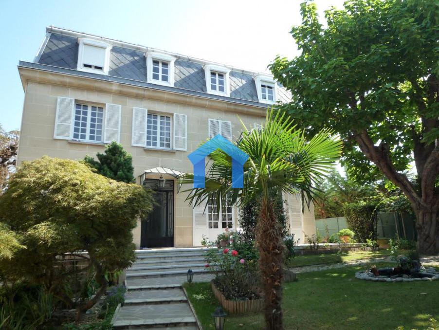 Acheter maison avec jardin 4 chambres sannois 250 m 1030000 for Maison avec jardin a acheter