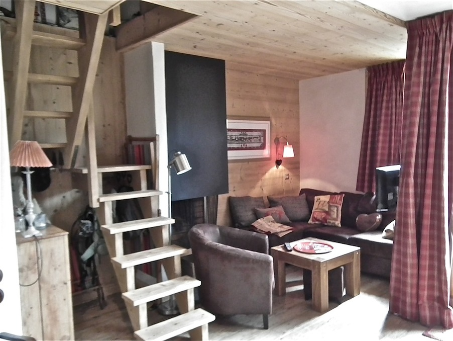 Location Appartement LA PLAGNE  660 €