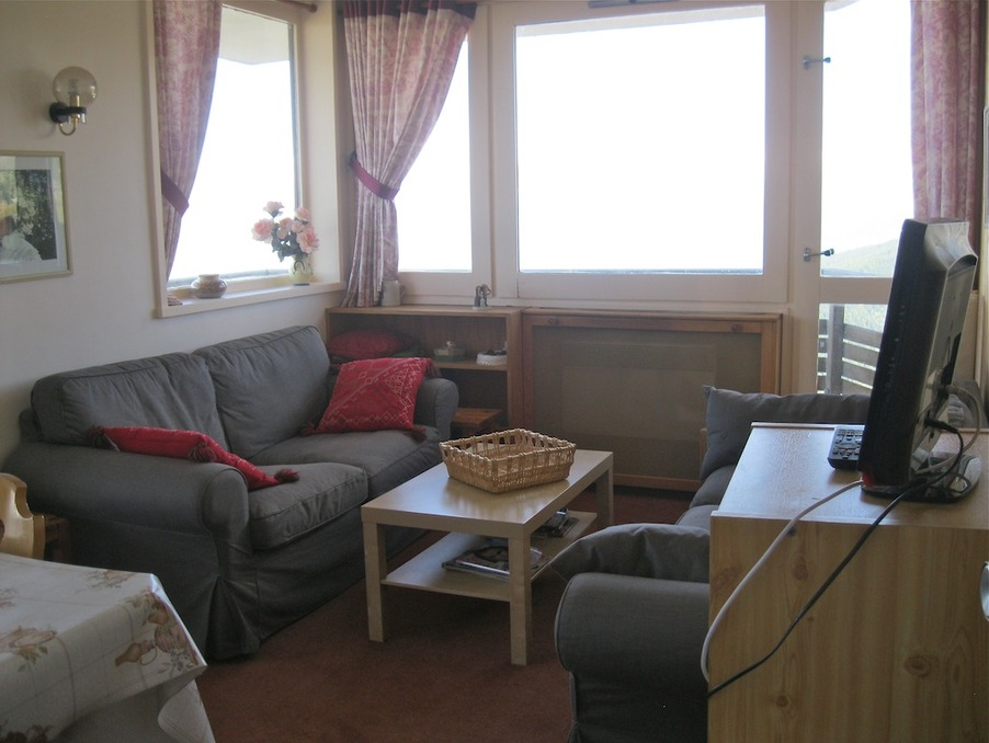 Location Appartement LA PLAGNE  645 €