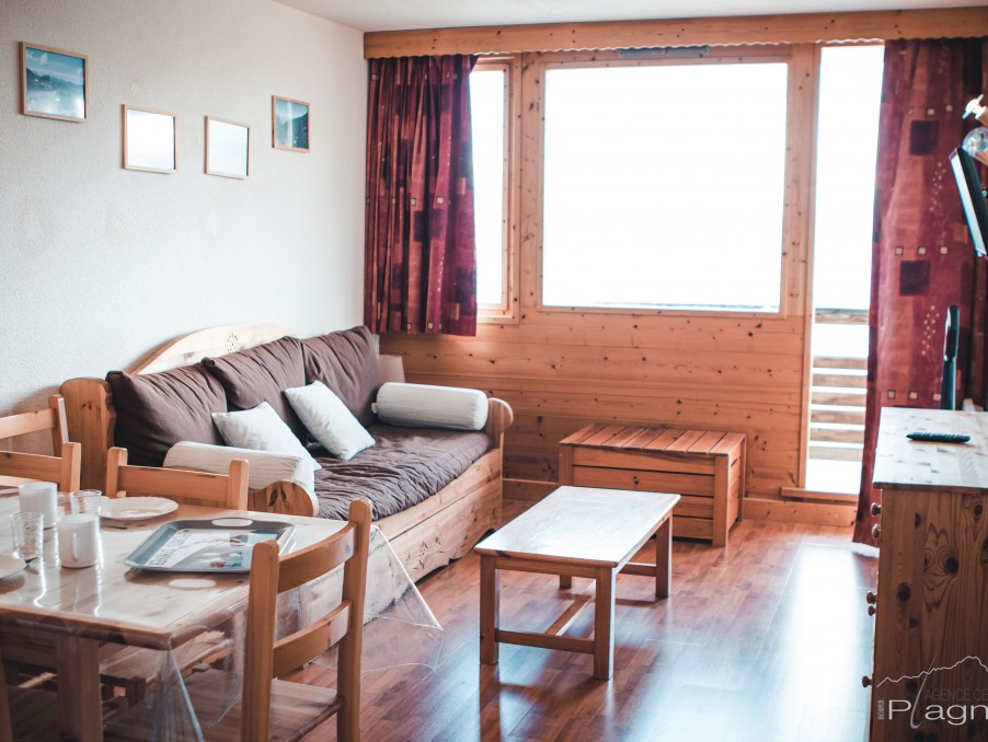 Location Appartement LA PLAGNE  465 €