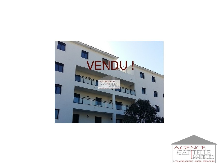 Vente appartement neuf Moriani plage  207 400 €