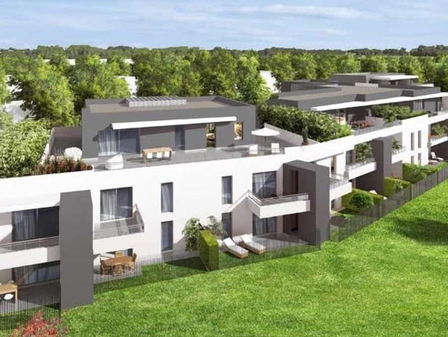 A vendre appartement neuf 1 pi ce lattes m 151000 for Appartement neuf 95