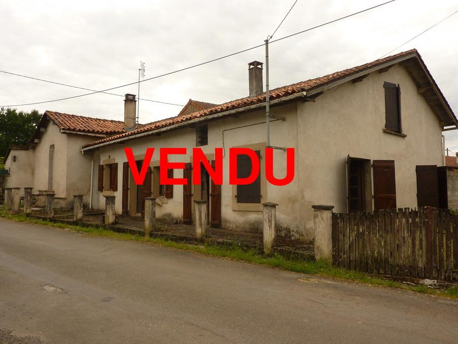 Vente Maison Roumazieres loubert 36 500 €