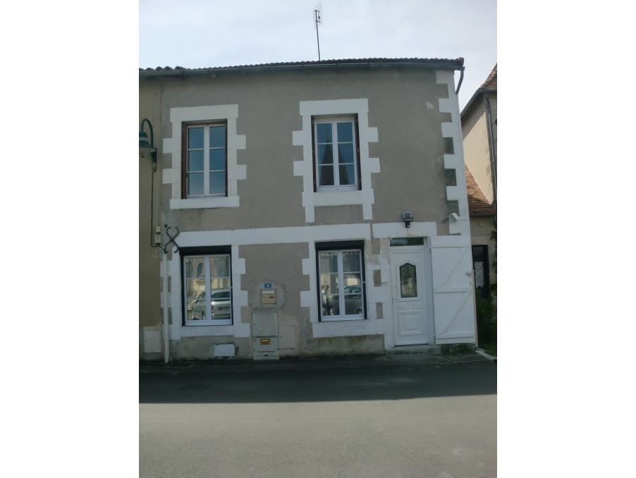 Vente Maison PAIZAY LE SEC 73 000 €