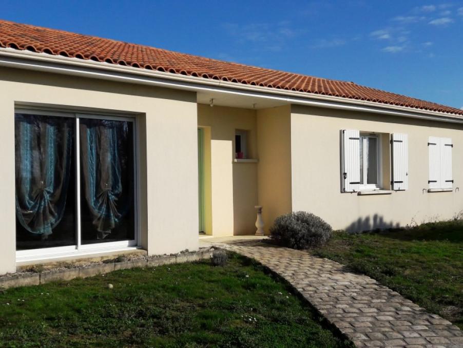 Vente Maison JARDRES  213 500 €