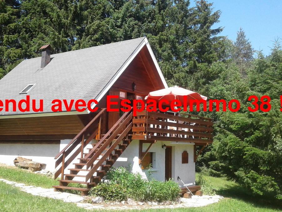 Achat maison avec jardin t4 autrans 63 m 258000 - Grillage jardin maison grenoble ...