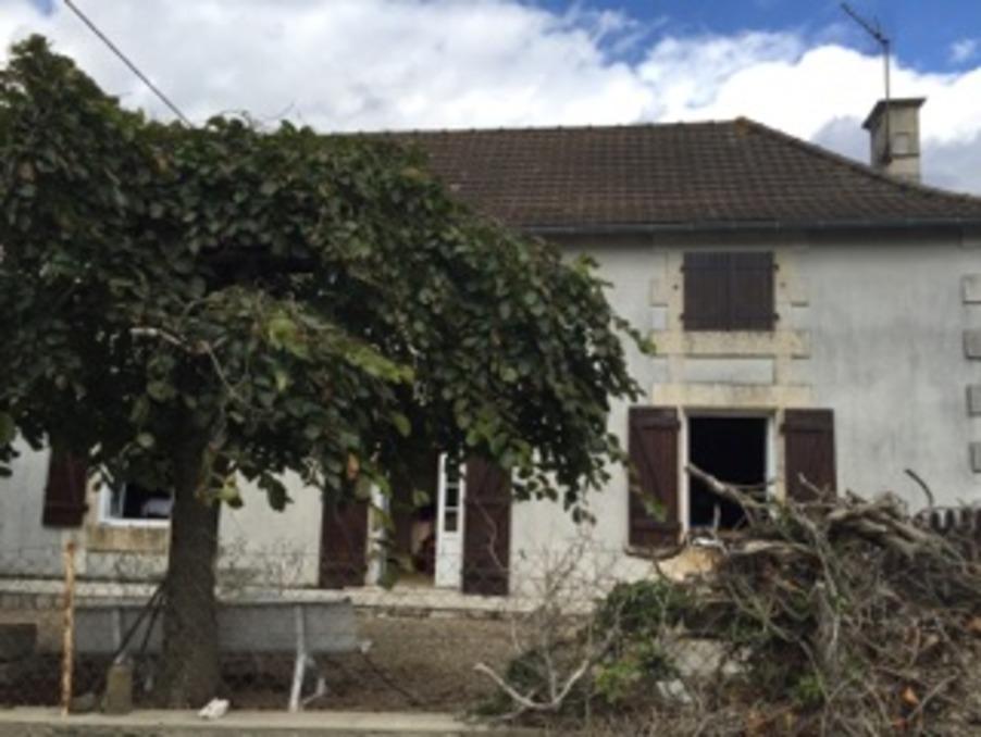 A Vendre Maison Avec Garage T4 Leignes Sur Fontaine 135 M 92200