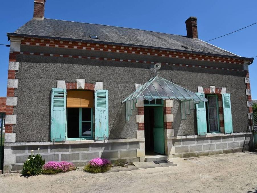 Vente Maison MEZIERES-EN-GATINAIS  100 800 €
