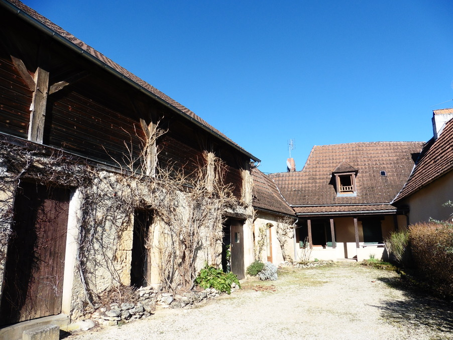 Vente Maison  1 salle de bain  AURIAC DU PERIGORD  199 800 €