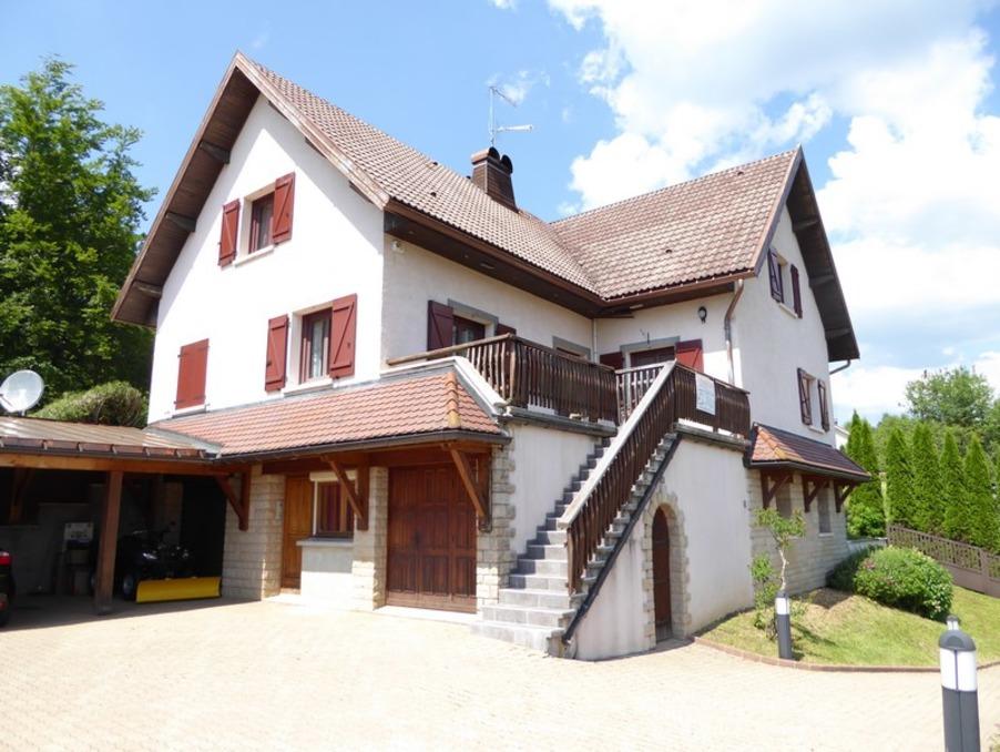 Vente Maison  d'architecte  MORBIER  357 000 €
