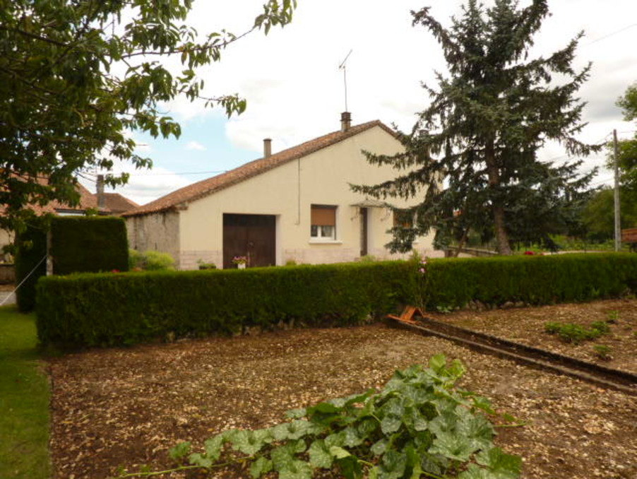 Vente Maison CHASSENEUIL SUR BONNIEURE 88 810 €