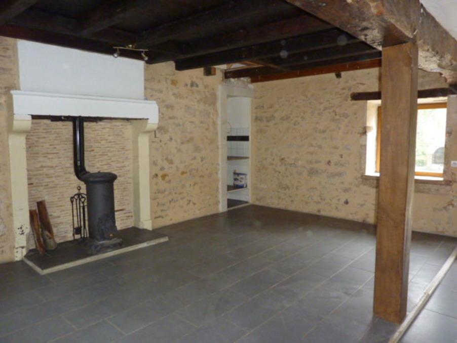Vente Maison CHASSENEUIL SUR BONNIEURE 76 000 €