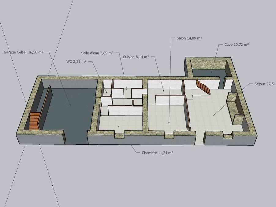 Vente Maison BESSE ET ST ANASTAISE 7