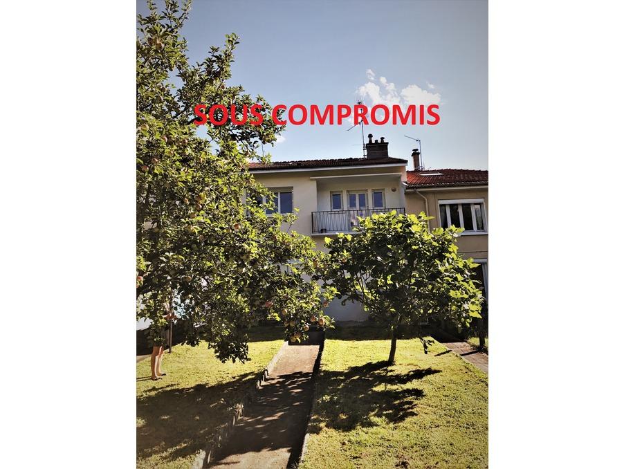 Acheter maison avec jardin 5 chambres limoges 168 m 190000 for Maison avec jardin a acheter