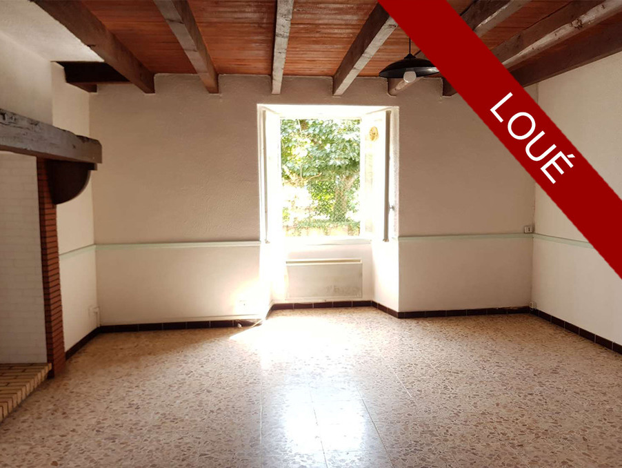 Location Maison  séjour 18 m²  MARSSAC SUR TARN  340 €