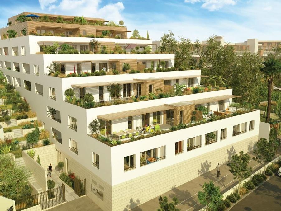 Vente appartement neuf MONTPELLIER  165 000 €