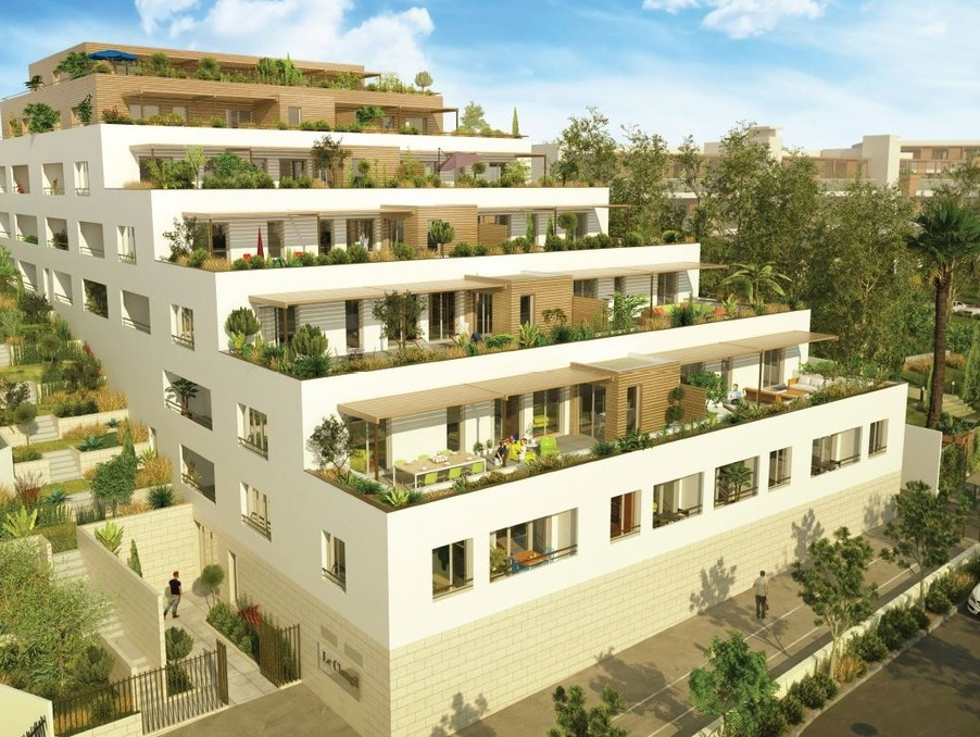 Vente appartement neuf MONTPELLIER  440 000 €