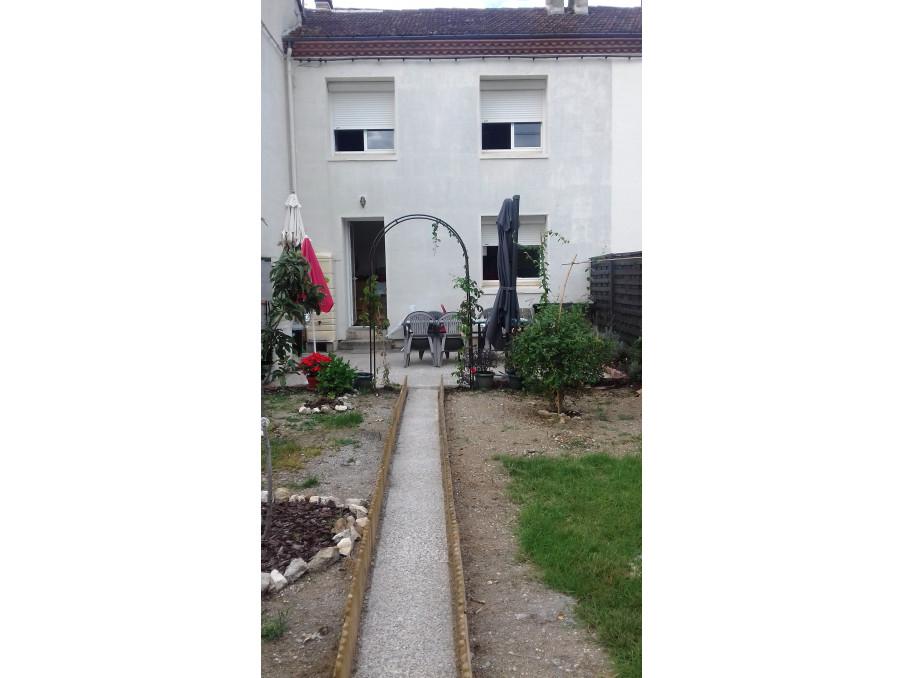 Vente Maison  3 chambres  EYMET  114 450 €