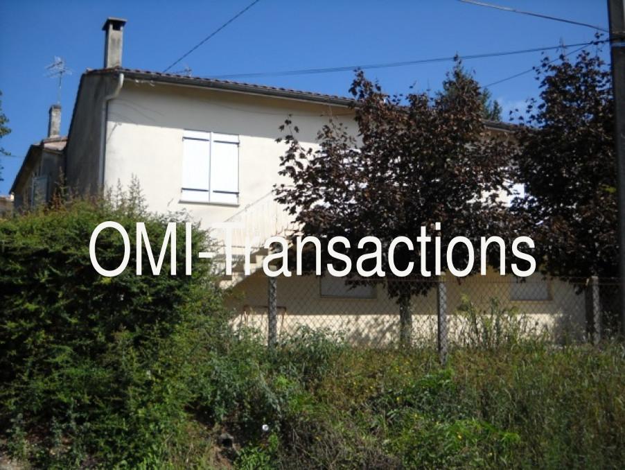 Location Maison  avec parking  ST CAPRAIS DE BORDEAUX 1 000 €