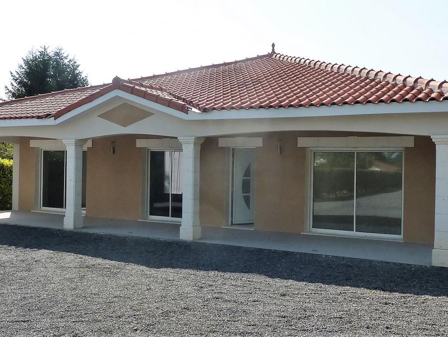 Vente Neuf  3 chambres  CHASSENEUIL SUR BONNIEURE  213 675 €