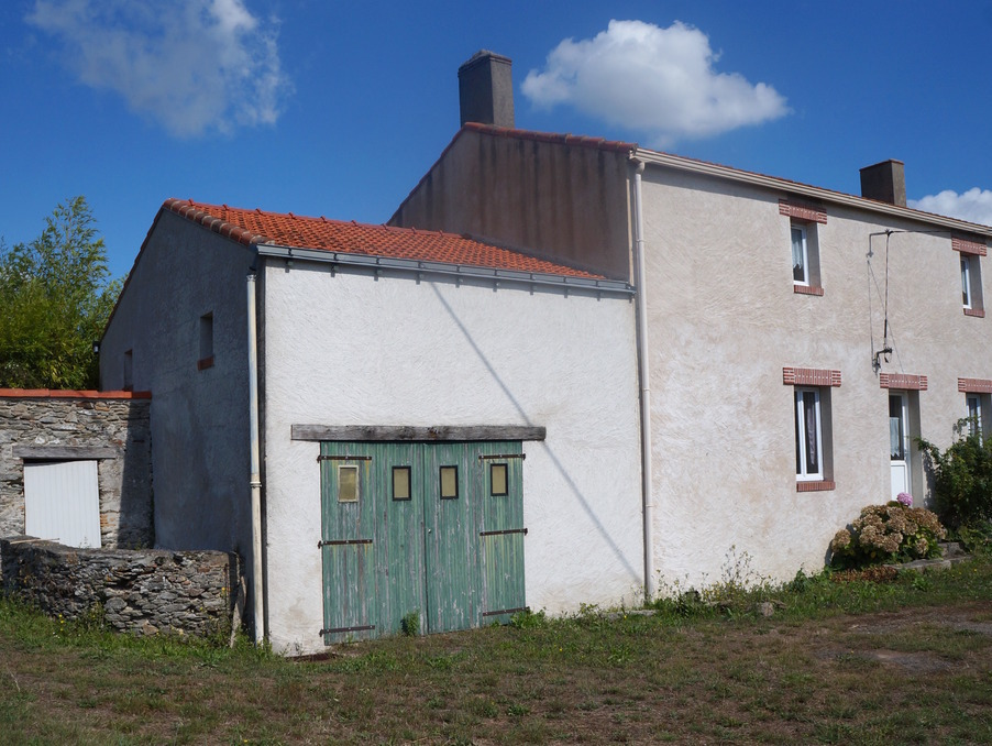Vente Maison   LA BERNERIE EN RETZ  257 300 €