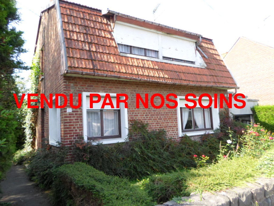 Vente Maison  avec jardin  BERLAIMONT  109 500 €