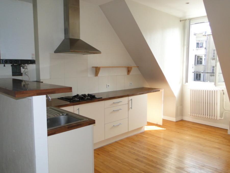 Location Appartement  séjour 30 m²  BREST  495 €