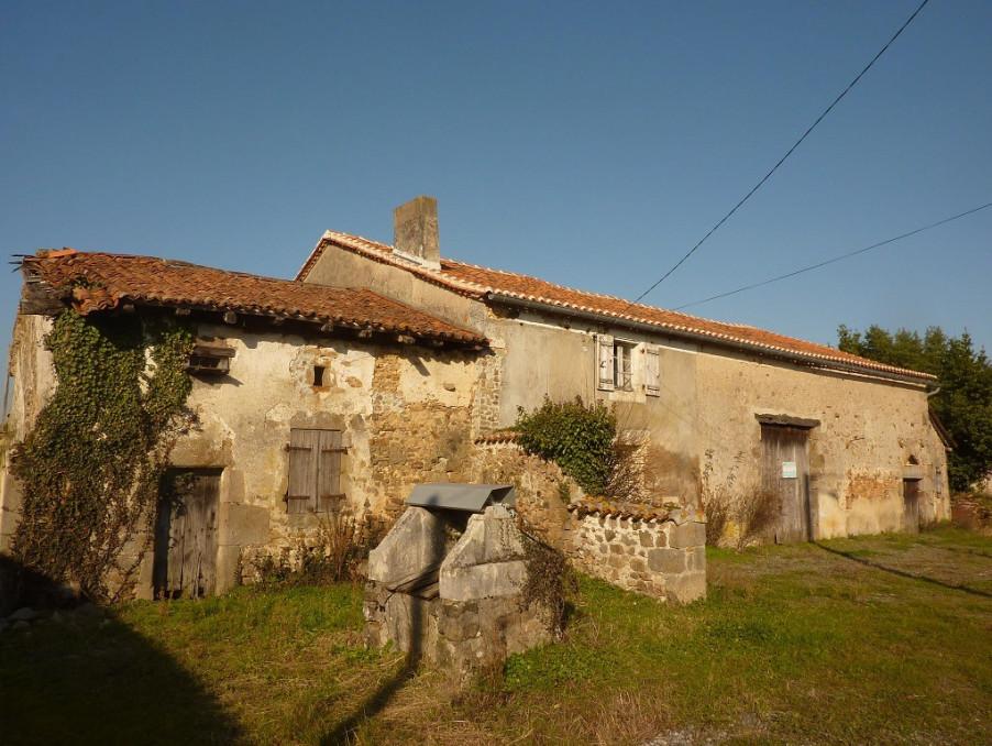 Vente Maison Montbron 47 500 €