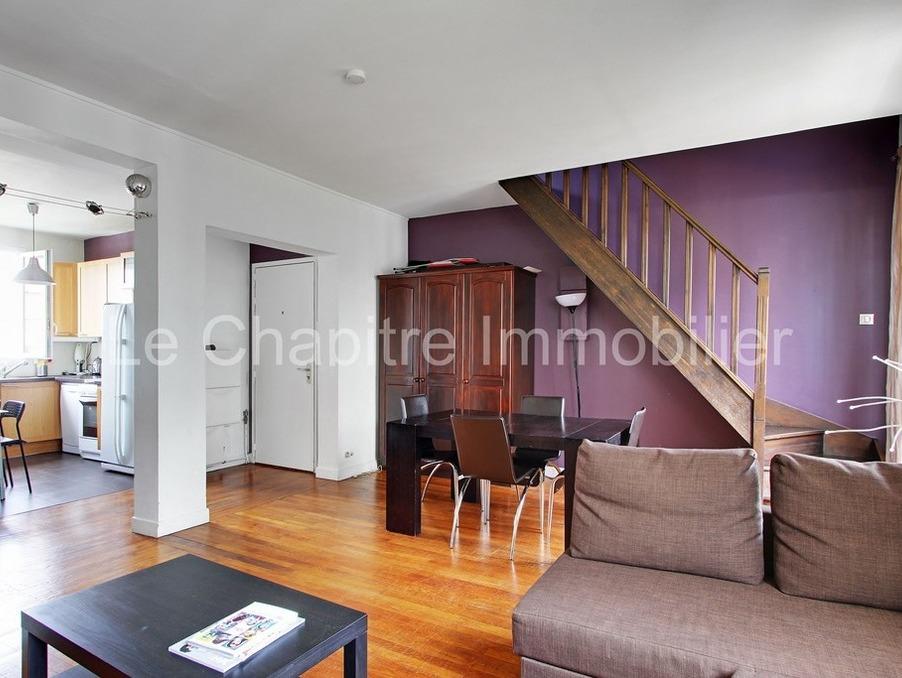 Vente Appartement BOULOGNE BILLANCOURT  590 000 €
