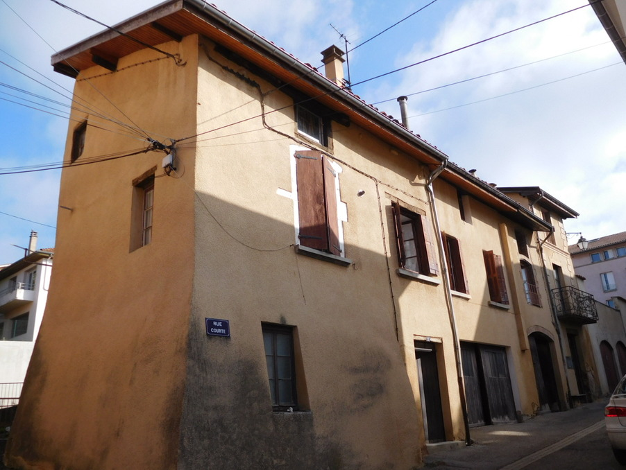 Vente Maison LA COTE ST ANDRE 60 000 €
