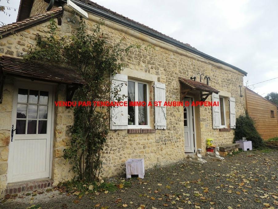 Vente Maison Saint-aubin-d-appenai  129 000 €