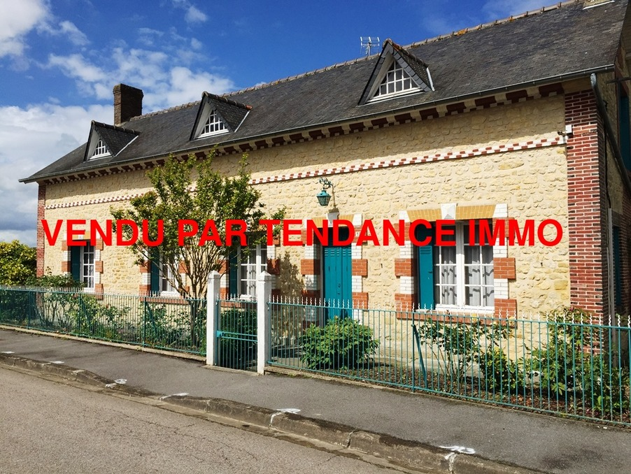 Vente Maison COURTOMER 89 500 €