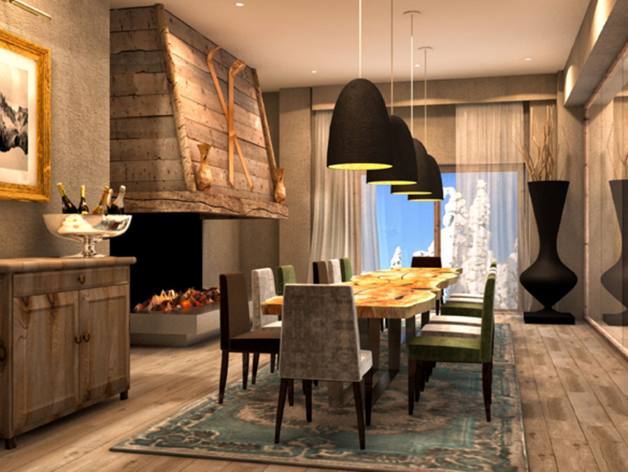 Vente Appartement COURCHEVEL 7