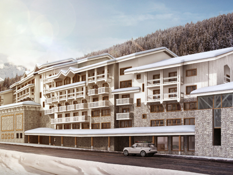 Vente Appartement COURCHEVEL 3