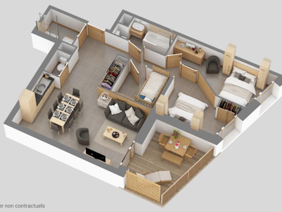 Vente Appartement LES 2 ALPES 5
