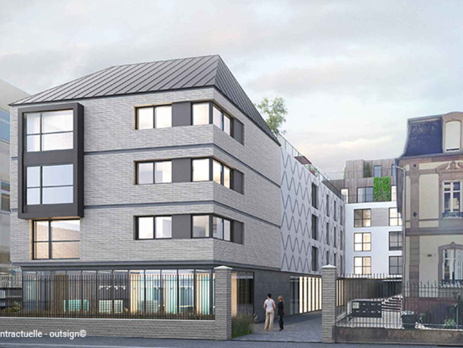Vente Appartement COLMAR  163 848 €