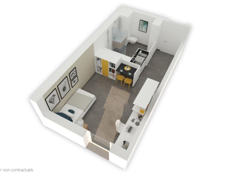 Vente Appartement NICE 3