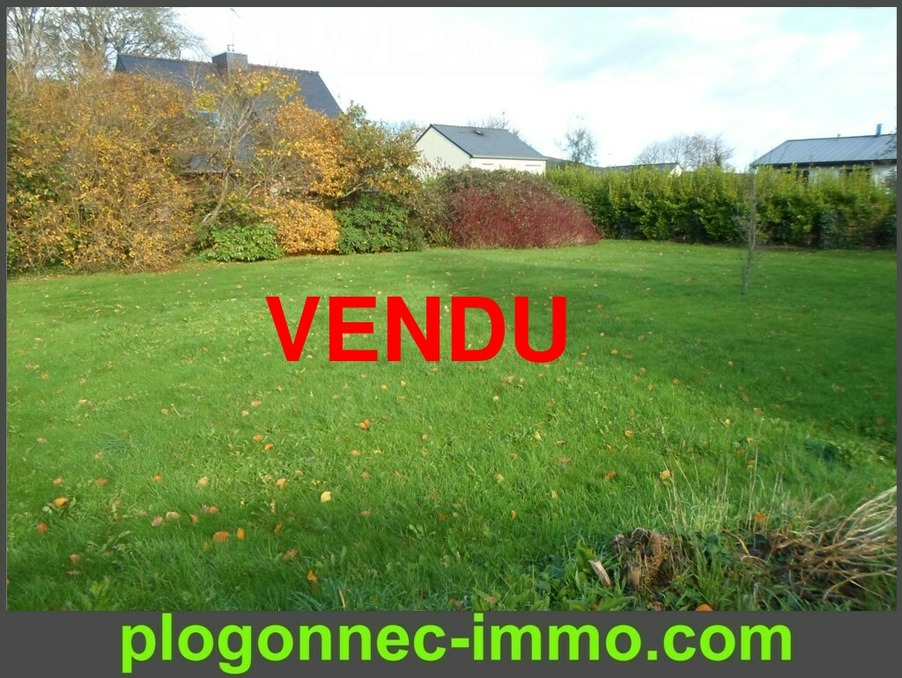 Vente Terrain PLOGONNEC 34 330 €