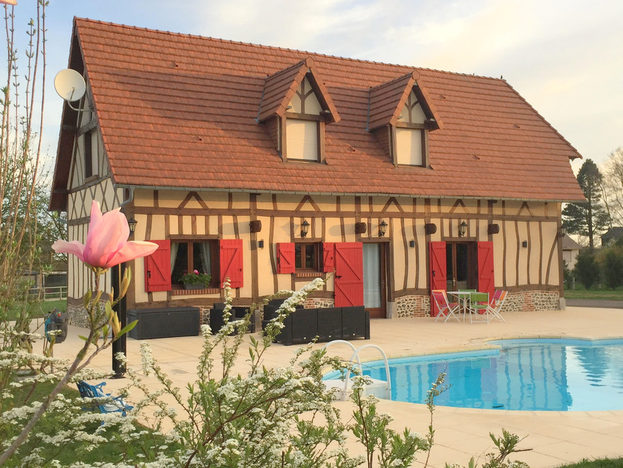 Vente Maison  séjour 46 m²  FONTAINE LE BOURG  294 000 €