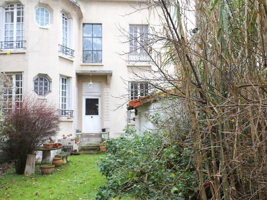 Achat maison avec jardin colombes 200 m 1270000 for Achat maison avec jardin
