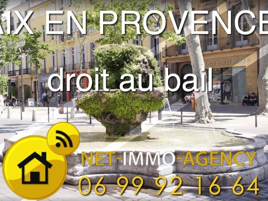 Vente Local AIX EN PROVENCE  119 000 €