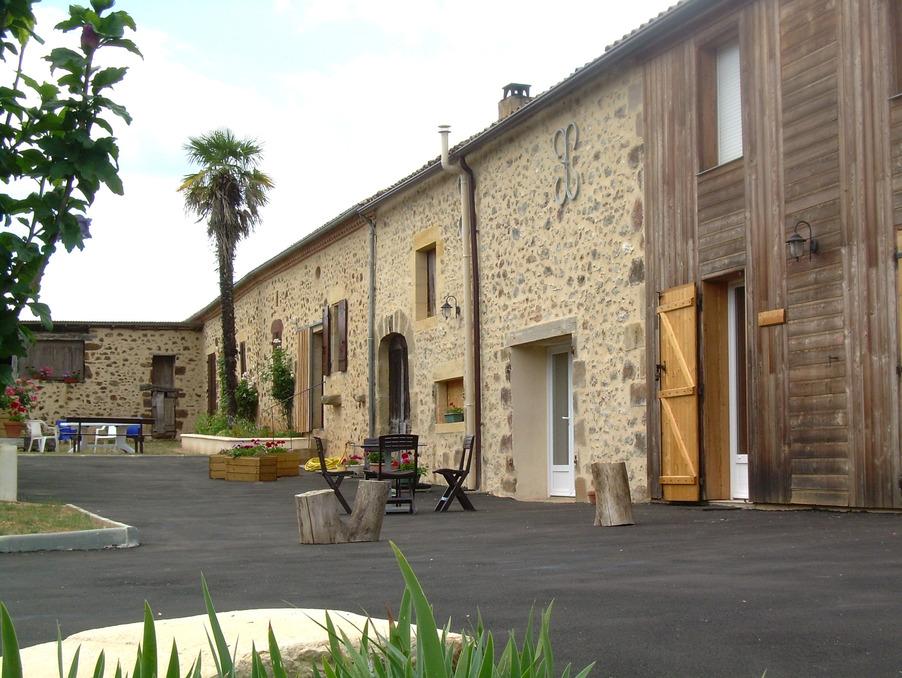 Vente Maison  séjour 54 m²  CAPDROT  319 500 €