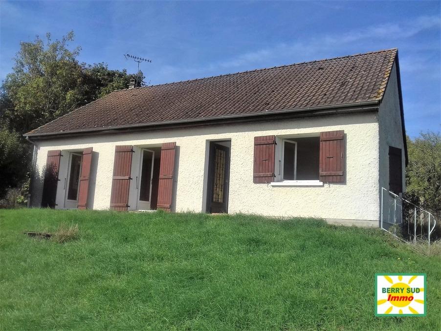 Vente Maison SANCOINS 98 000 €
