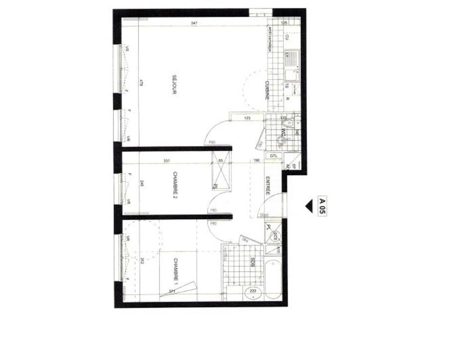 Location Appartement GUYANCOURT 4
