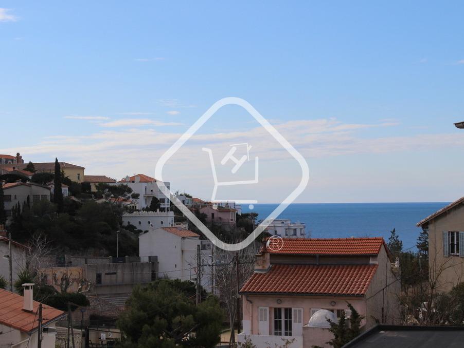 Vente Appartement  avec cave  MARSEILLE 7EME ARRONDISSEMENT  302 000 €