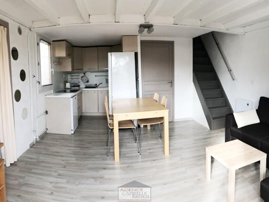 A louer maison de vacances vic la gardiole 2 chambres 430 for Maison vic la gardiole