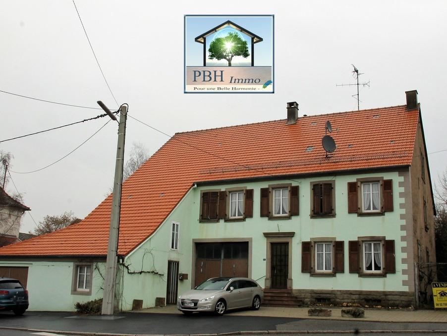 Vente Maison  4 chambres  Drulingen  145 000 €