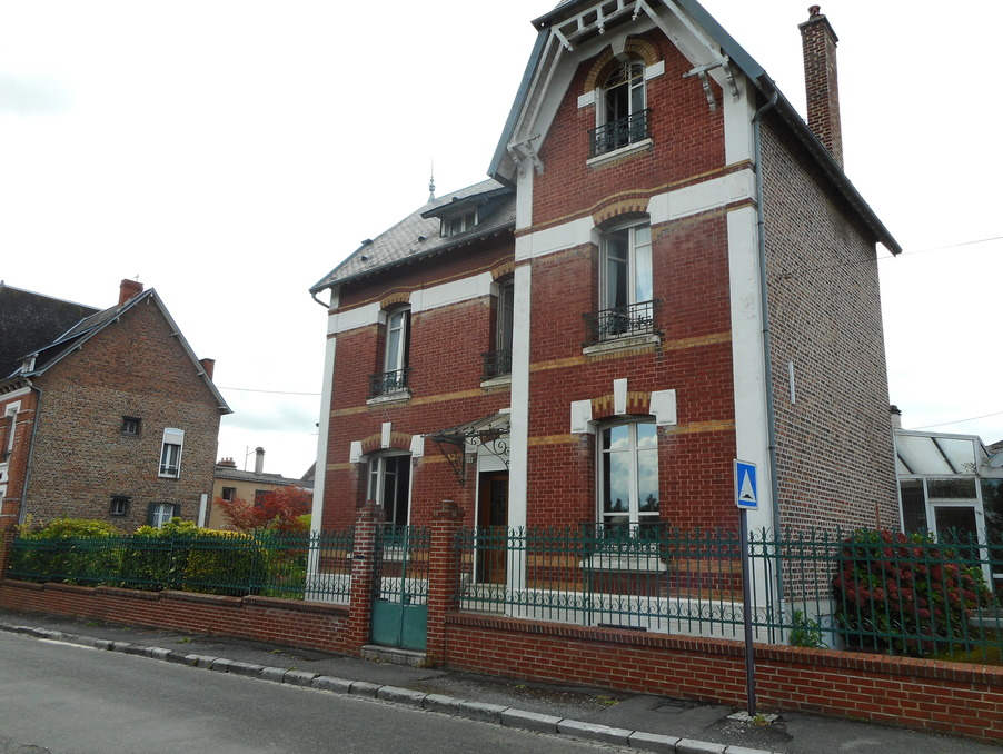Vente Maison  séjour 12 m²  HIRSON  132 500 €
