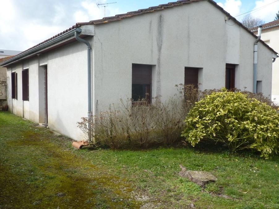 Vente Maison CHASSENEUIL SUR BONNIEURE 56 000 €