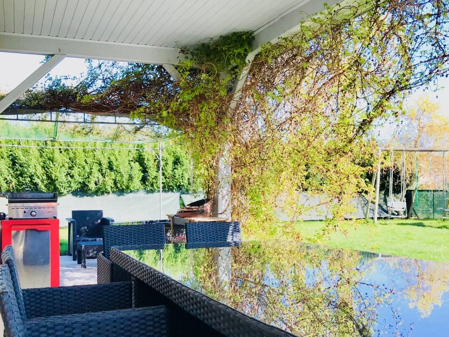 Achat maison avec jardin bourg en bresse 138 m 275000 for Achat maison avec jardin